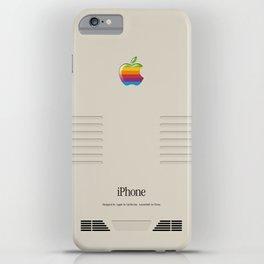 iPhone Macintosh retro design iPhone Case