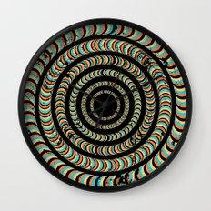 Slow Spin Wall Clock