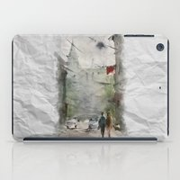 street art iPad Cases featuring Street by Baris erdem
