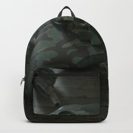 Army Play Station Backpack