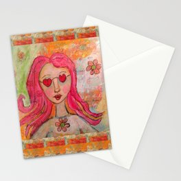 Goin' To California Stationery Cards