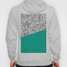 Marble with Arcadia Color Hoody