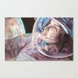 One Hell of a Ride Canvas Print