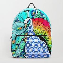 Gypsy Peacock Backpack