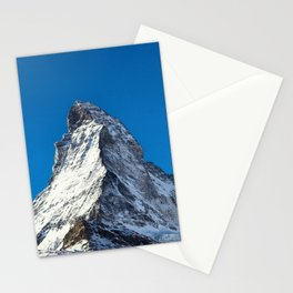 Matterhorn photo Stationery Cards