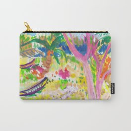 Tangalle Beachside Carry-All Pouch