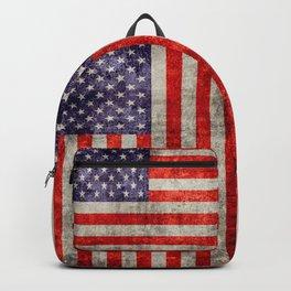 Antique American Flag Backpack