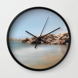 BEACH DAYS 46 Wall Clock