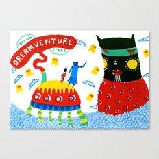Dreamventure 01 Canvas Print