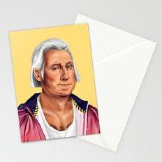 Hipstory -  George Washington Stationery Cards