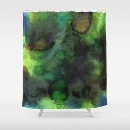 Dreams of the Forest Shower Curtain