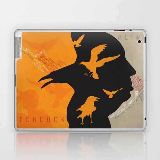 Alfred's quotes Laptop & iPad Skin