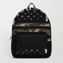 Husband Daddy Protector Hero Gift Backpack