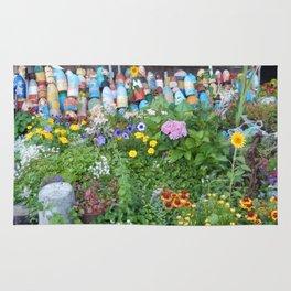 Garden Of Buoys Rug