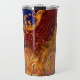 Forged in Fire Travel Mug