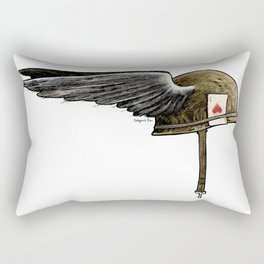 Winged M1 Rectangular Pillow