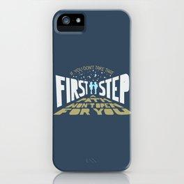 February Eighteen iPhone Case