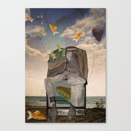 Passature Canvas Print