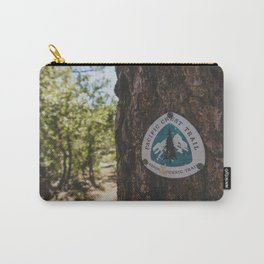 Marker - Pacific Crest Trail, California Carry-All Pouch