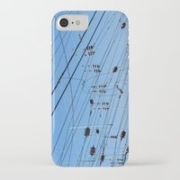 washington dc iPhone & iPod Cases featuring Crossed wires, Washington DC by David Ansley