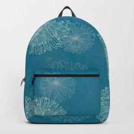 Spider Chrysanthemums Backpack