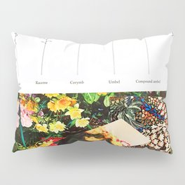 Various Types of Inflorescence Pillow Sham