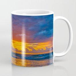 Sunset Behind the Clouds Coffee Mug