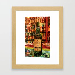40 Years of Perfection Framed Art Print