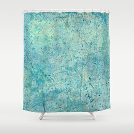 Beautiful, Wounded, Scarred Shower Curtain