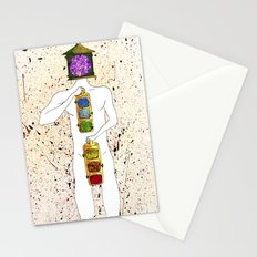 Chakras Stationery Cards
