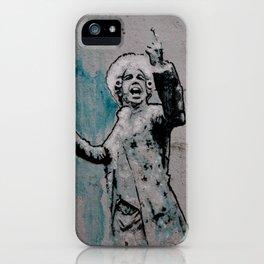 AMADEUS - urban ART iPhone Case