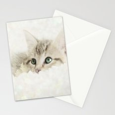 Snow Baby Stationery Cards