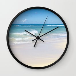 beach bliss Wall Clock