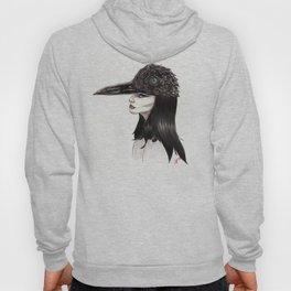 The Masquerade:  The Crow Hoody