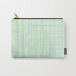 Looks like water droplet when you see from afar falling down the stripy background Carry-All Pouch