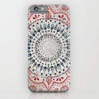 Granite Mandala iPhone 6s Slim Case