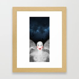 Hear it Framed Art Print