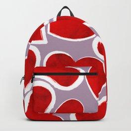 Mosaic Hearts Backpack