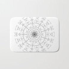 mandala - muse 5 Bath Mat