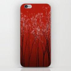 Trees redwine iPhone & iPod Skin