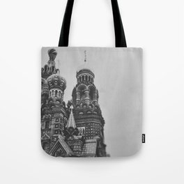 St Petersburg Tote Bag