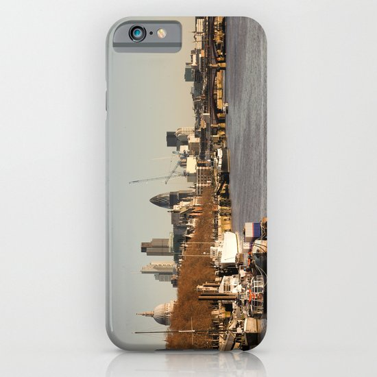 London at sunset iPhone & iPod Case