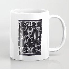 El conde de Montecristo Coffee Mug