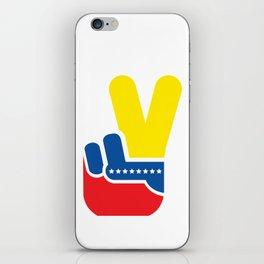 Venezuela iPhone Skin