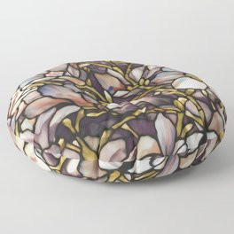 Louis Comfort Tiffany - Decorative stained glass 10. Floor Pillow