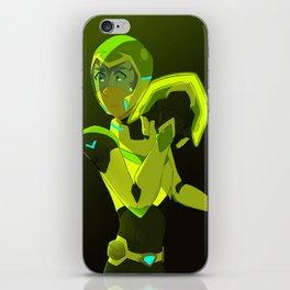 Pidge iPhone Skin
