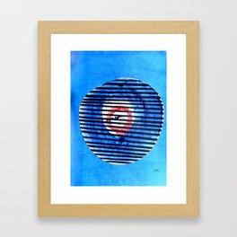 Kollage n°78 Framed Art Print