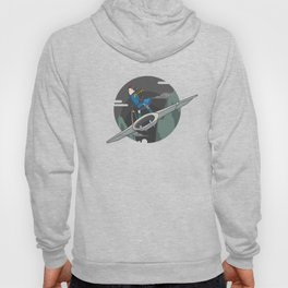 Nausicaa (of the valley of the wind) Hoody