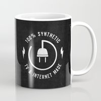 the 100 Mugs featuring 100% Synthetic by MidnightCoffee
