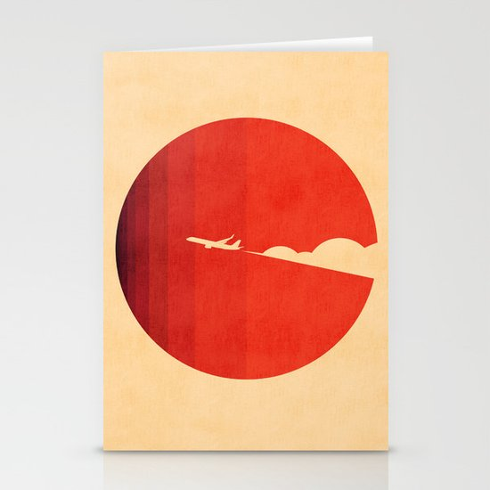 The long goodbye Stationery Cards